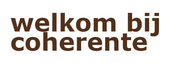Logo Coherente